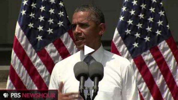 Obama's Climate Change Speech - Northmore Gordon