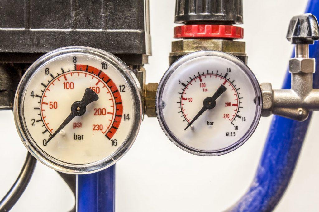 Energy Meter - Energy Efficiency does not always = less emissions - Northmore Gordon