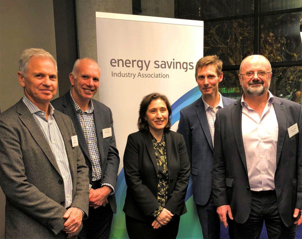 EECCA Rebrand- Energy Savings Industry Association (ESIA) - Northmore Gordon