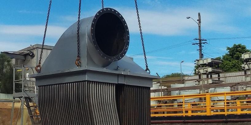 Waste heat recovery - Northmore Gordon