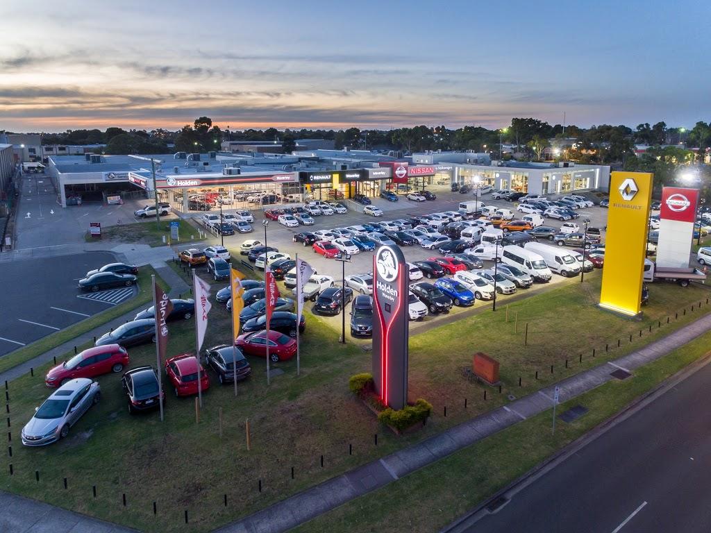 Waverly Motor Group - Solar PV - Melbourne - Northmore Gordon