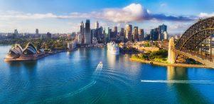 Major Architecture Landmarks Of The City Of Sydney And Australia - Northmore Gordon